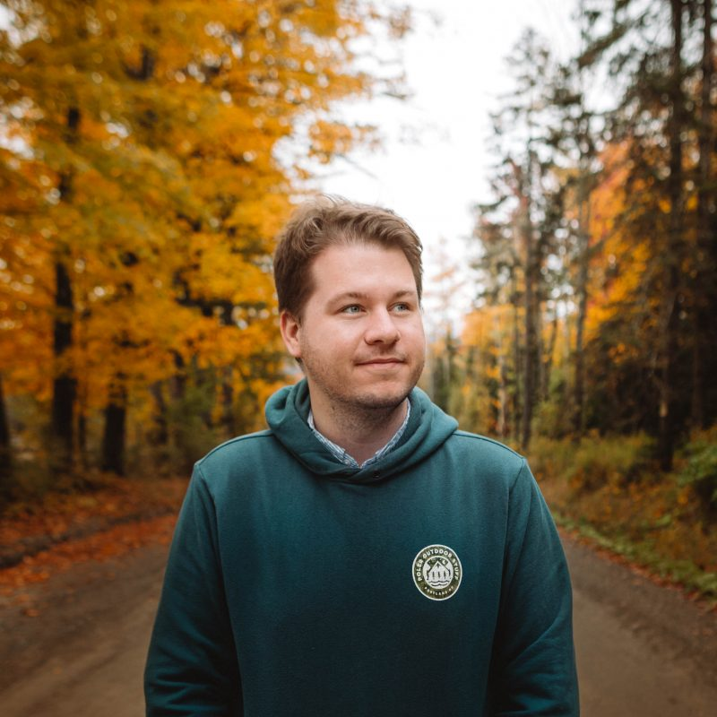 Andy Feliciotti in Vermont