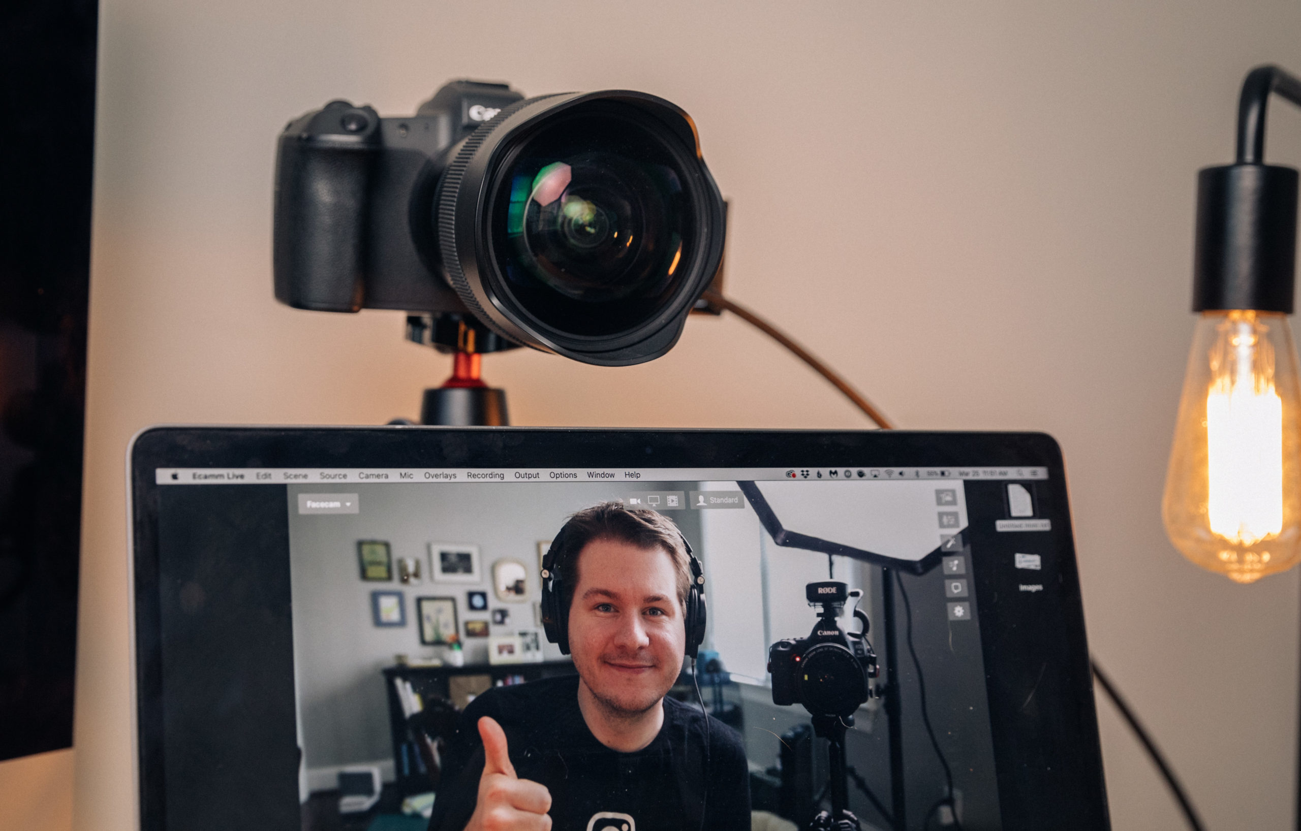 How to Livestream with Canon EOS R (Step-by-Step Guide)
